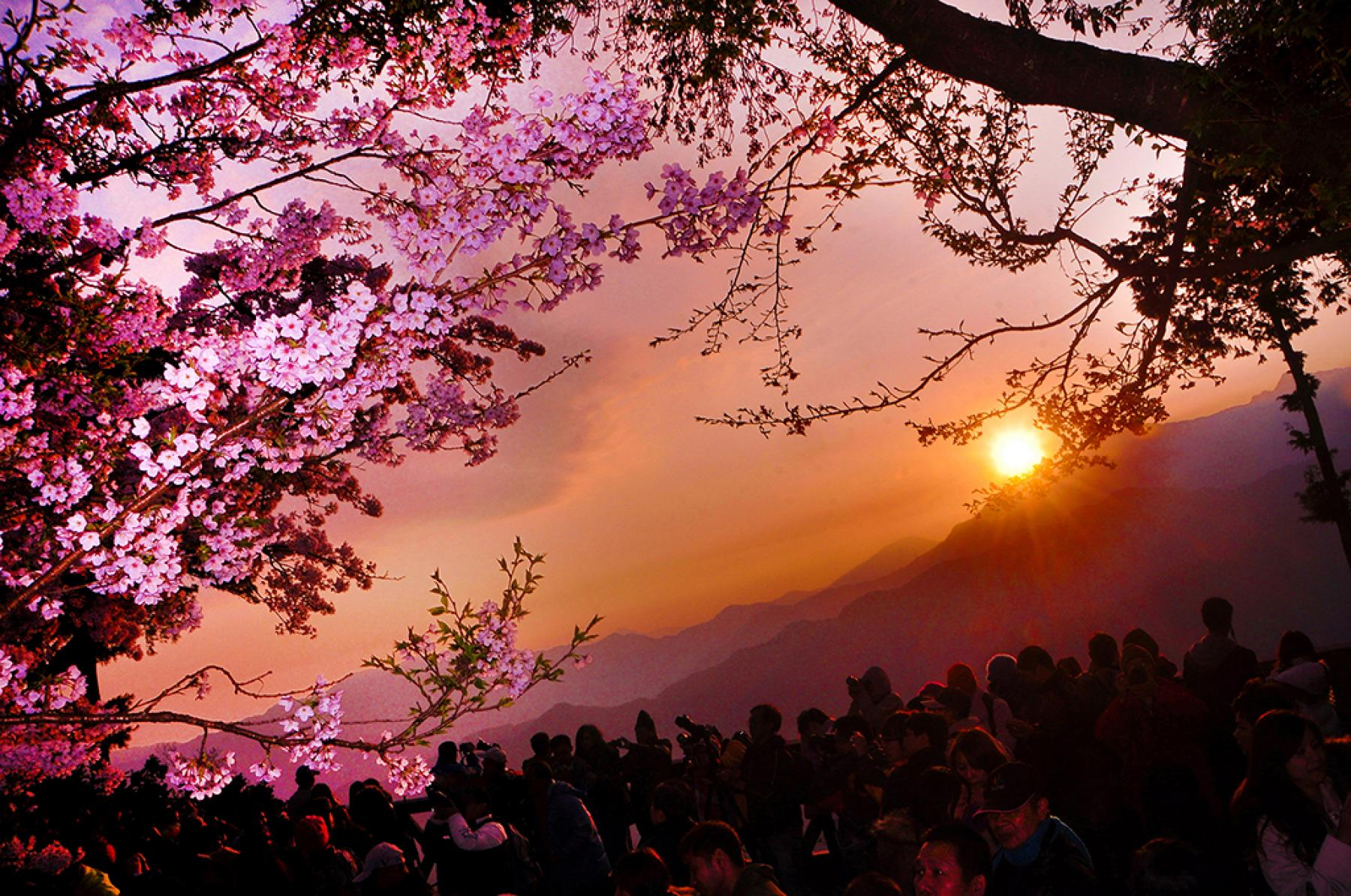 Let's explore the beauties of Taiwan starting at Taiwan