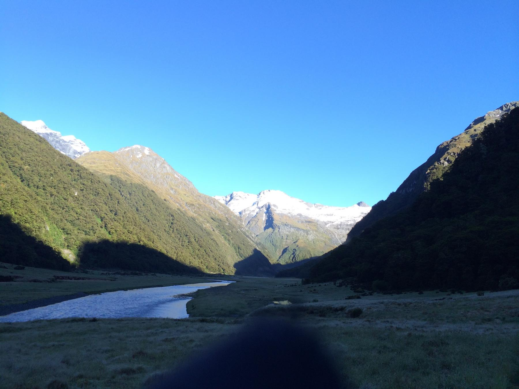 Mount Aspiring National Park: Gillespie Pass Trek starting at Wanaka, Otago, New Zealand