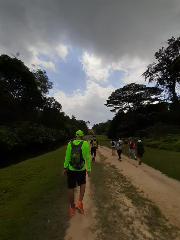 Walk from Marsiling to MacRitchie - Sat 11 Jan 2020