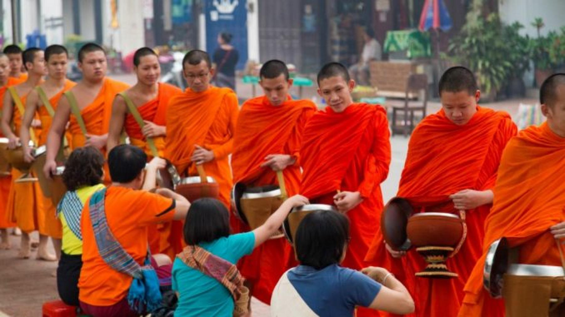 Visit a UNESCO World Heritage Site and spend a day giving back to community  starting at Luang Prabang, Luang Prabang Province, Laos