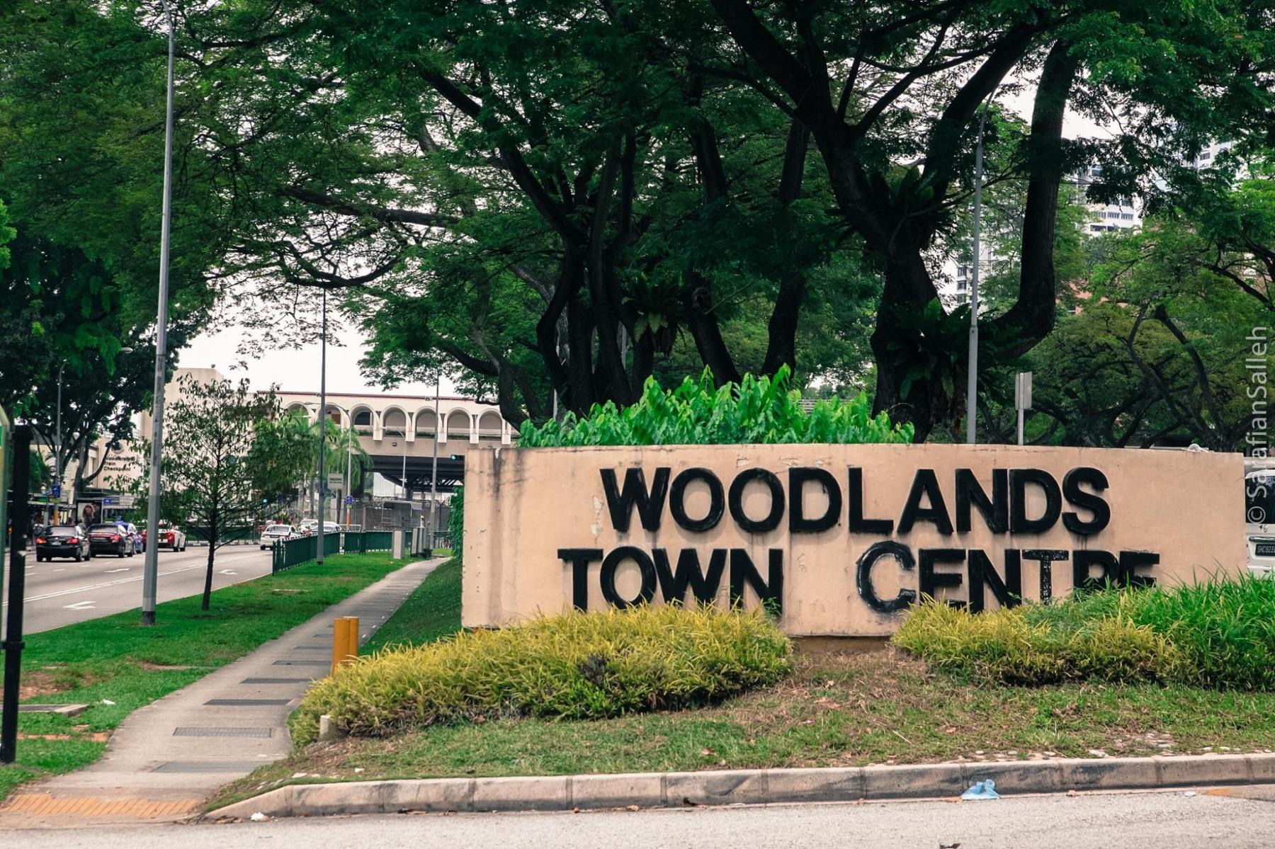 Old Woodlands Centre Heritage Trail and Marsiling Tunnels Tour starting at 1A Woodlands Centre Road Singapore