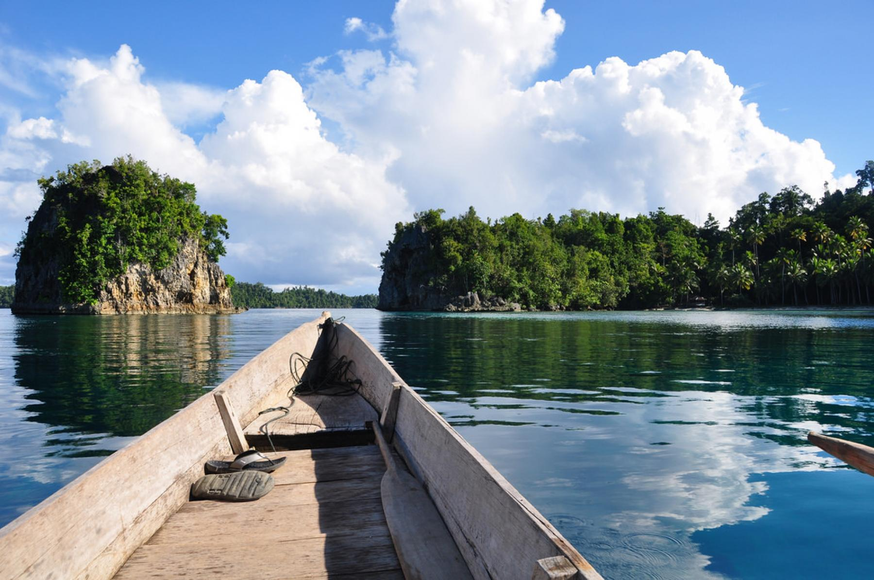 Let's Meet the See Gypsies and Swim with the Stingless Jelly Fish - 7D/6N Trip starting at Togean, Tojo Una-Una Regency, Central Sulawesi, Indonesia