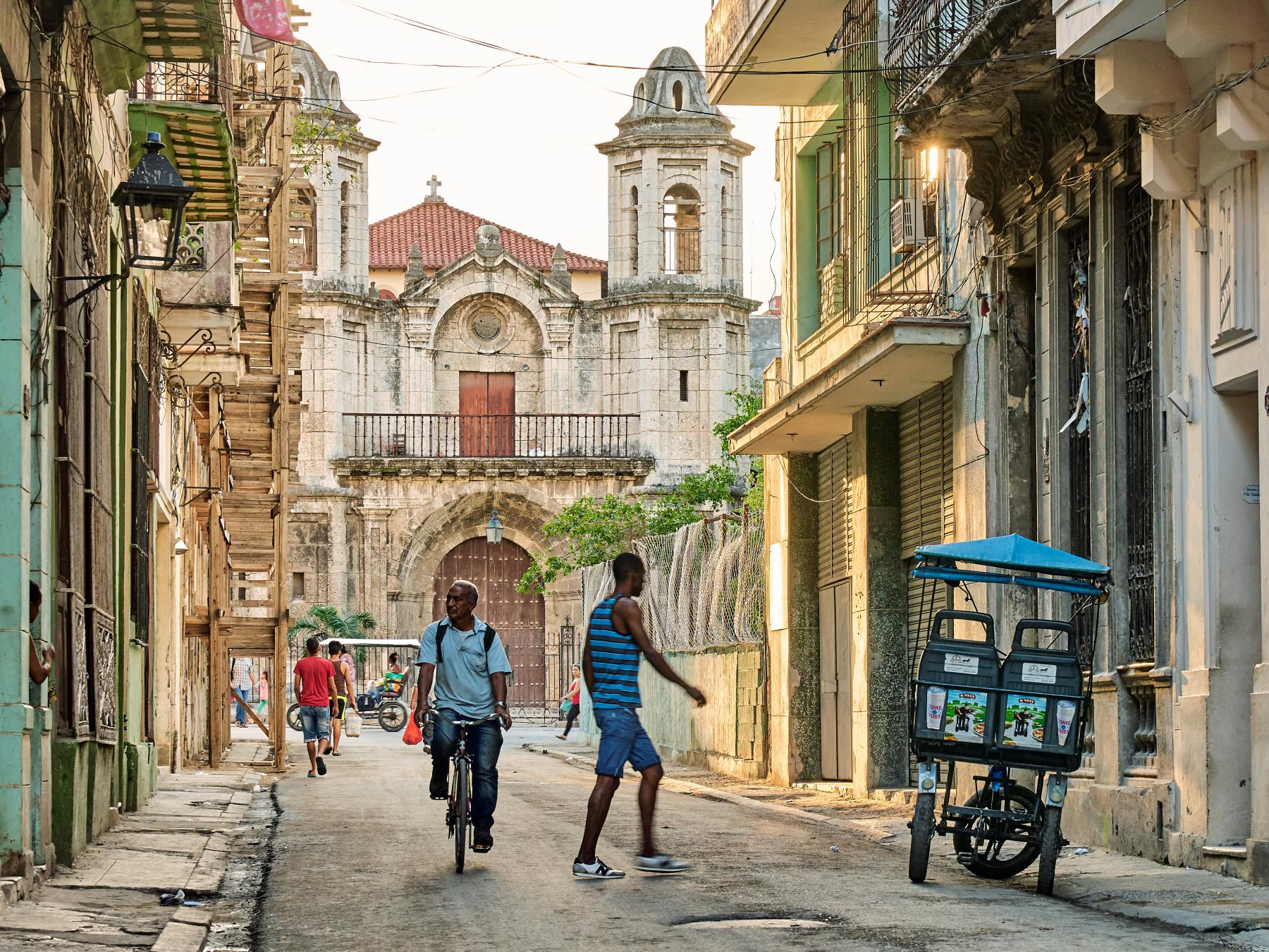 Let's Meet the Mayans: Cuba, Mexico and Central America starting at Cuba