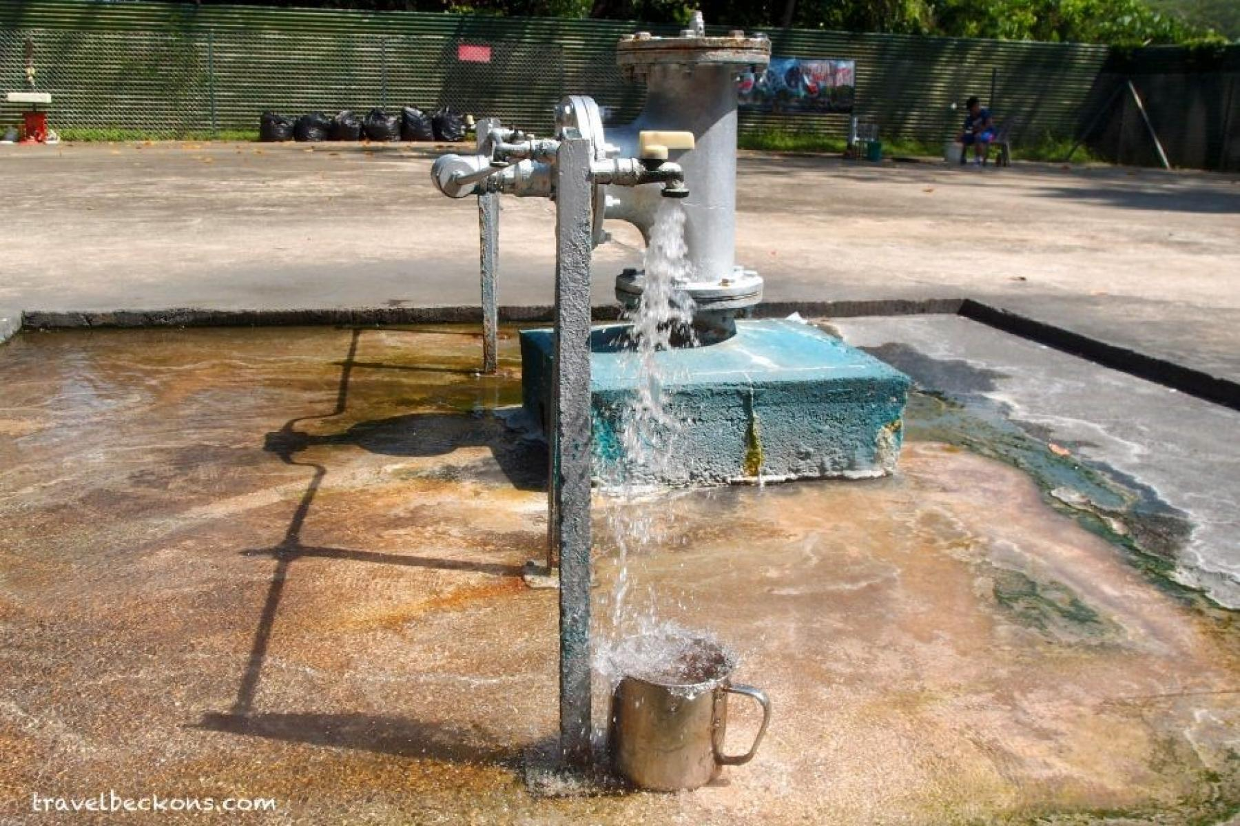 "[EVENT POSTPONED] The ""New"" Sembawang Hot Spring Park starting at Yishun MRT Singapore"