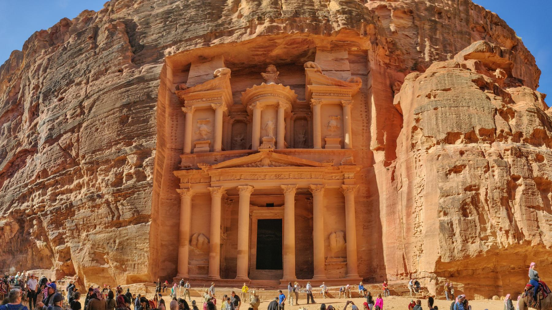 The ancients' adventure to Jordan and the Holy Land starting at Amman, Jordan