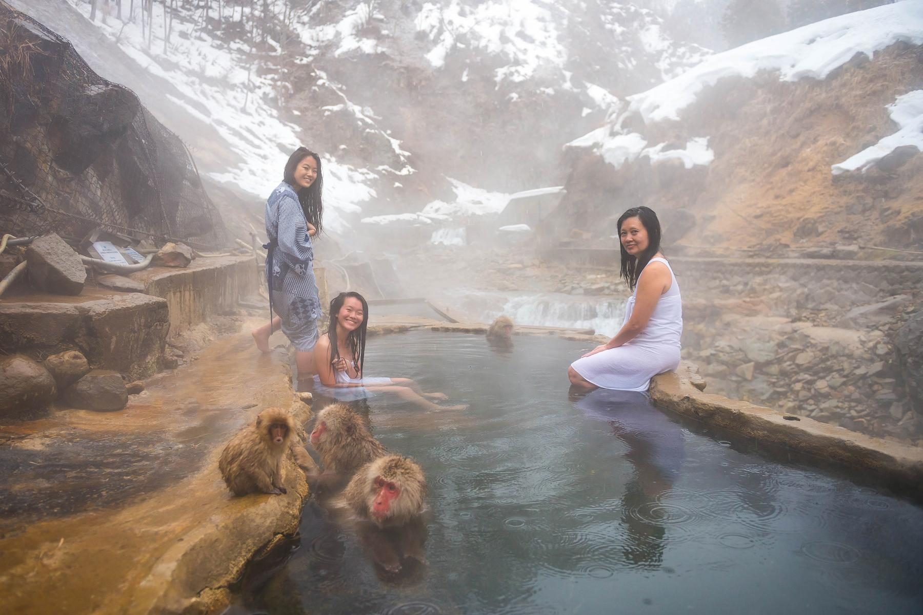 Tokyo + Snow Monkeys (new itinerary, foodies will love, semi free & easy) starting at Japan