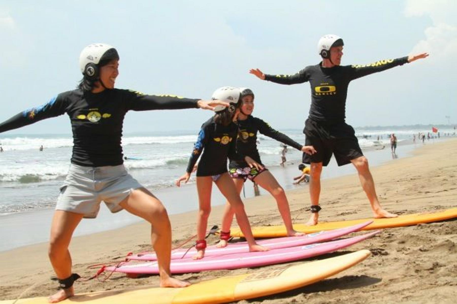Let's Go Surfin' (Beginners welcome) starting at Desaru Beach Johor Malaysia