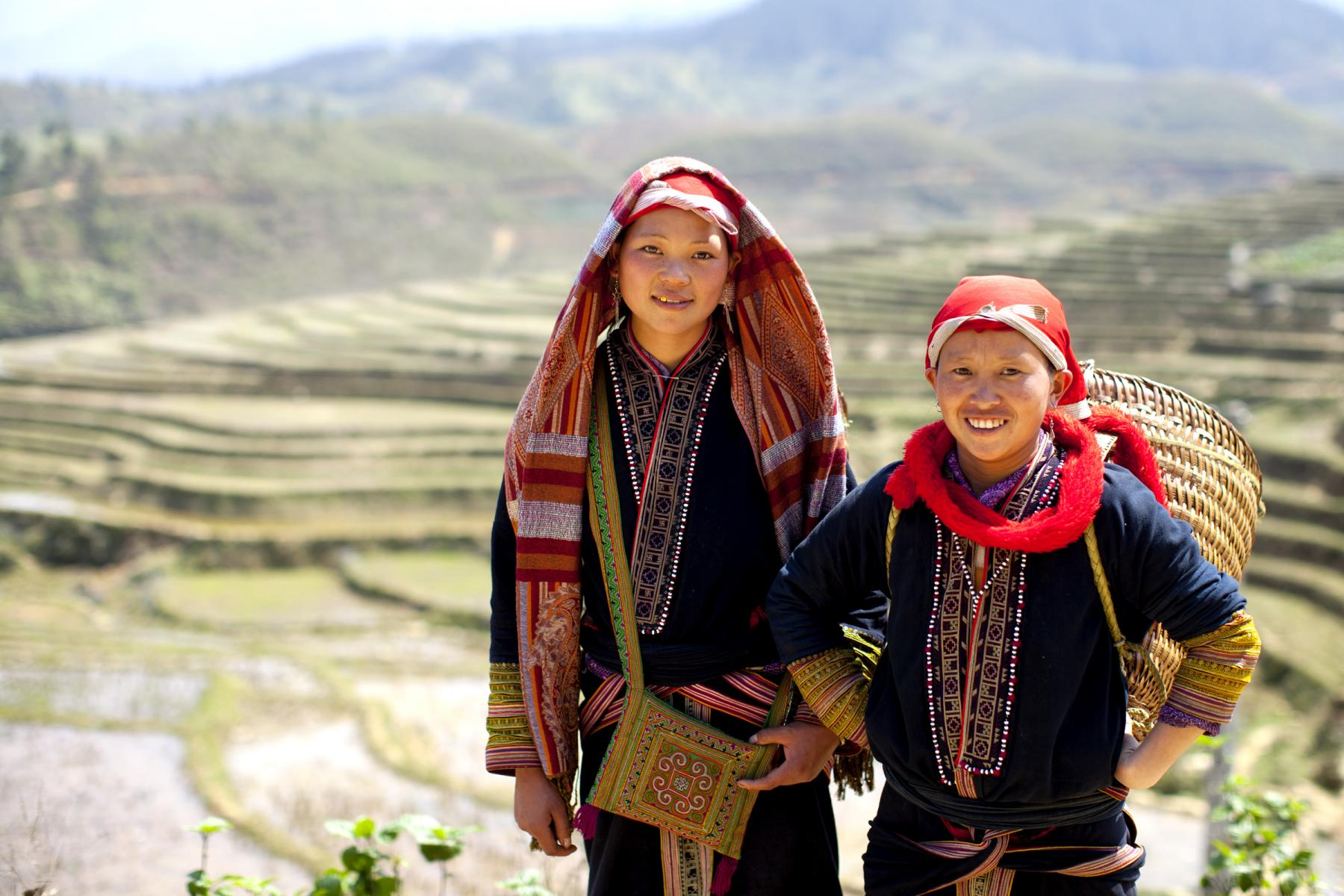 Vietnam - Let's see the Sapa mountains and Tam Coc with the local Hmong tribe starting at Sa Pa, Lao Cai, Vietnam