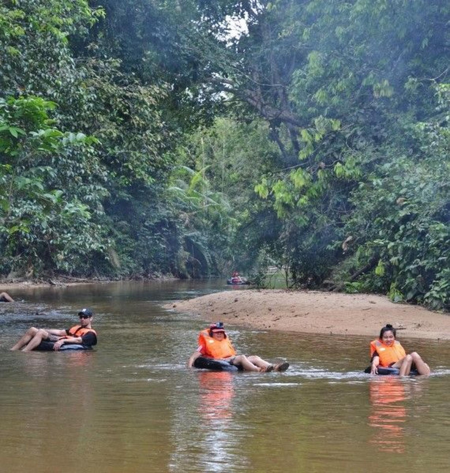 Let's experience the nature with some adventure activities starting at Kluang Johor Malaysia