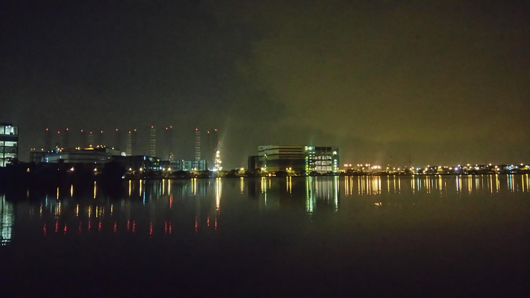 Let's go on a night hike! starting at Jurong Fishery Port Singapore