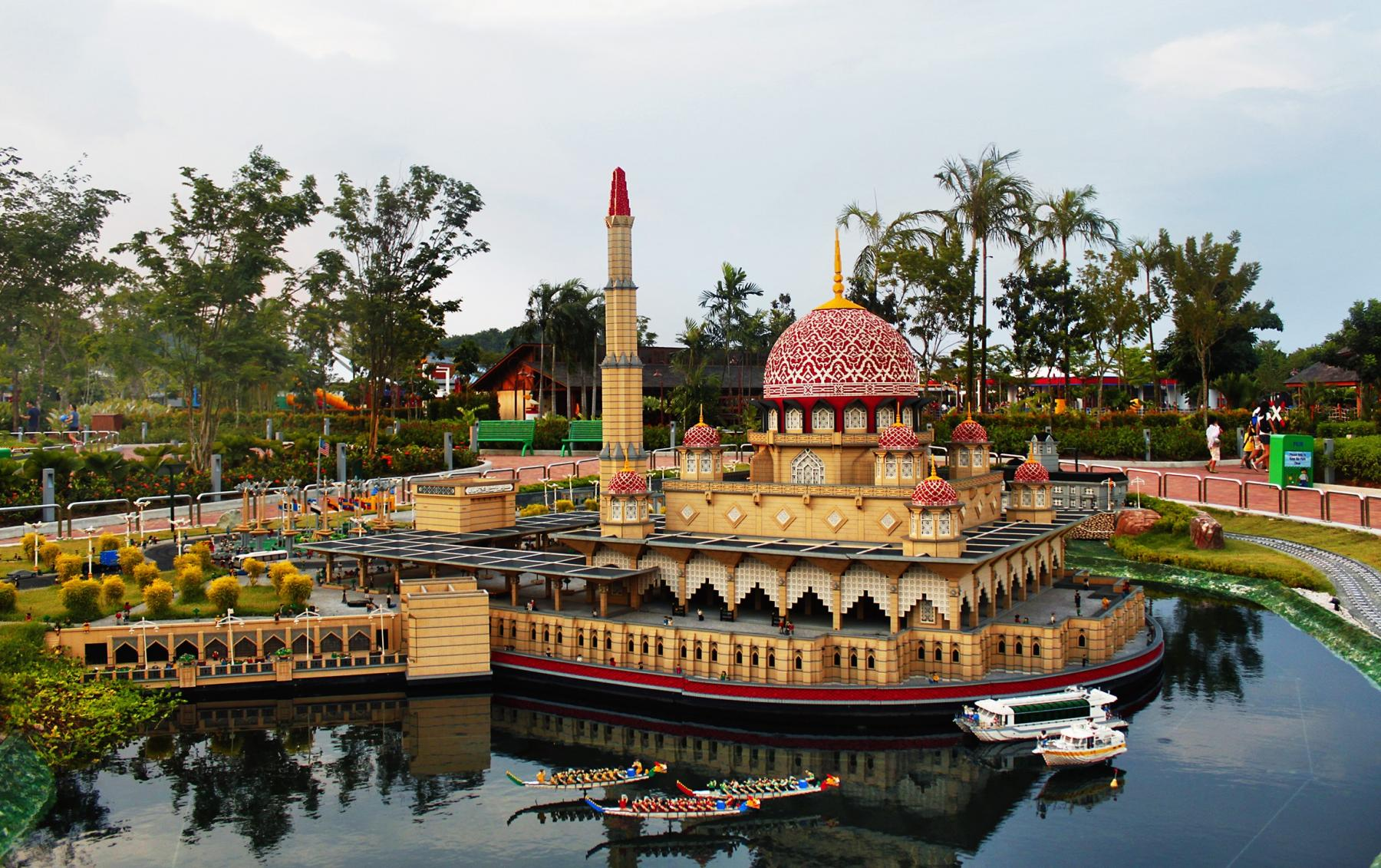 Day Trip: Join me for a LEGOLAND Adventure from NTU Campus starting at LEGOLAND, Jalan Legoland, Medini, Nusajaya, Johor, Malaysia
