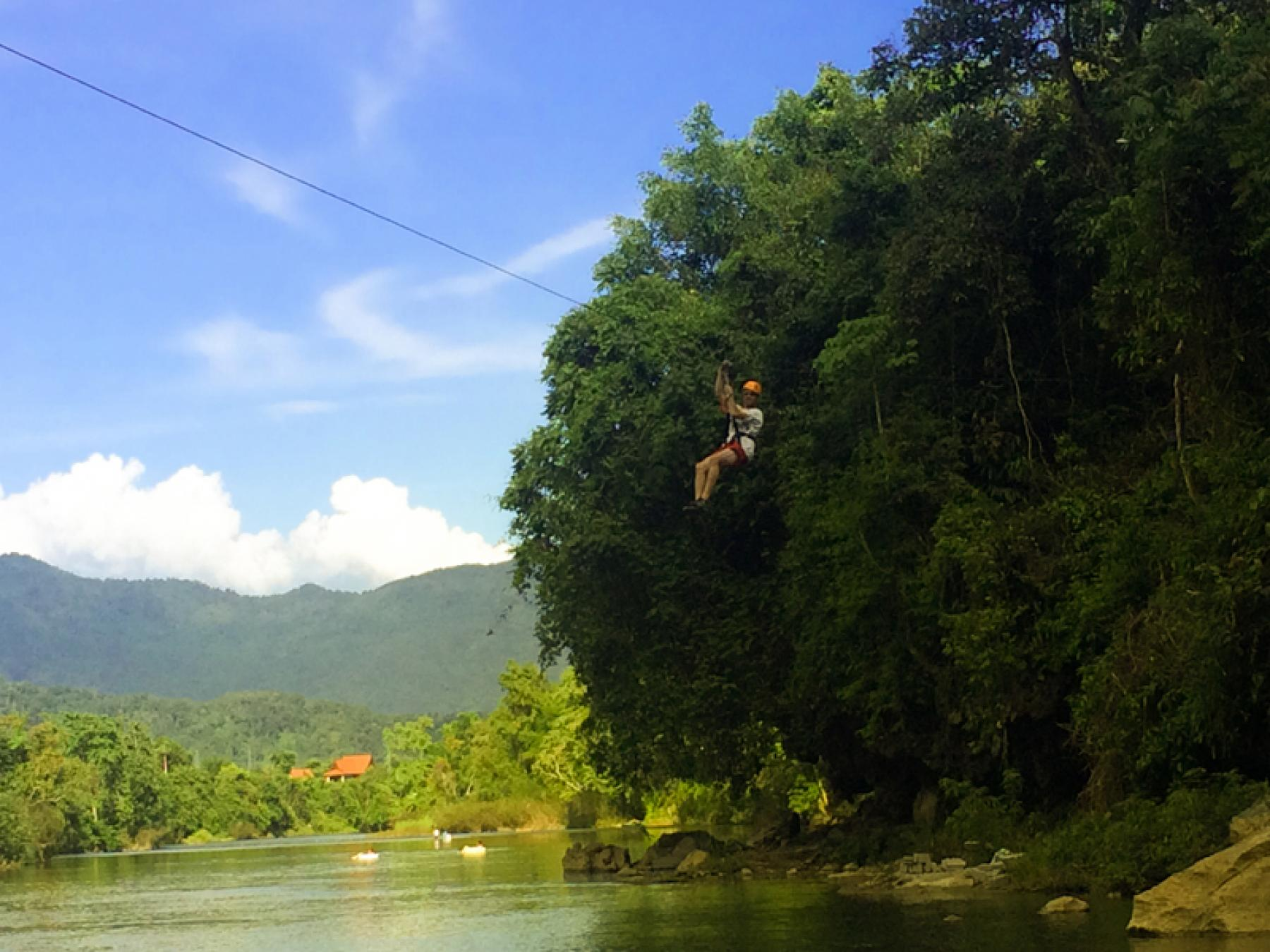 A Post Chinese New Year Escapade – Exploring Laos  starting at Laos