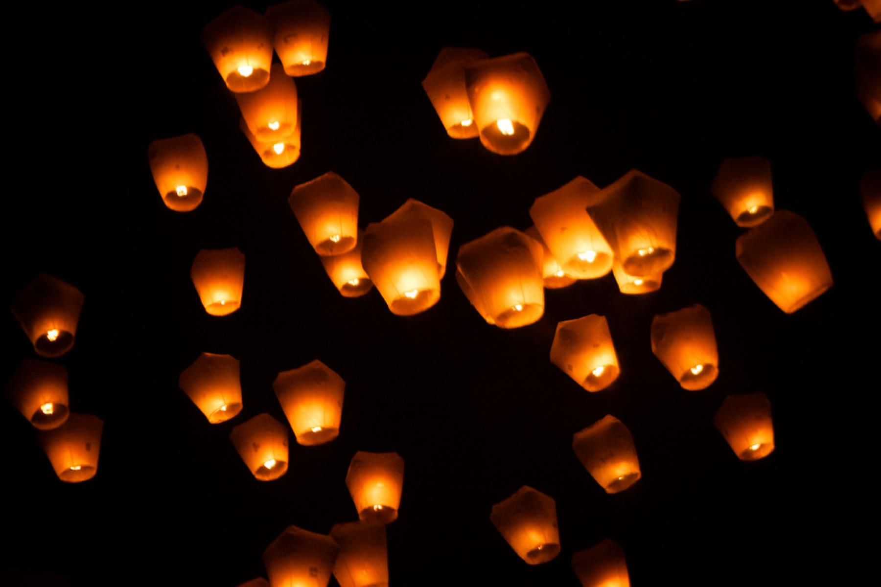 Let's fly sky lanterns to celebrate Mid-Autumn Festival - Rerun starting at