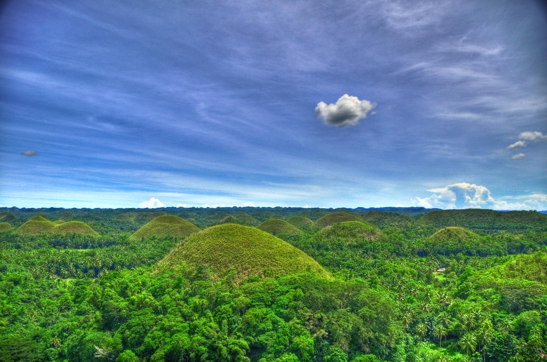 Let's uncover the beaches, islands, and chocolate hills of Bohol starting at Bohol, Philippines