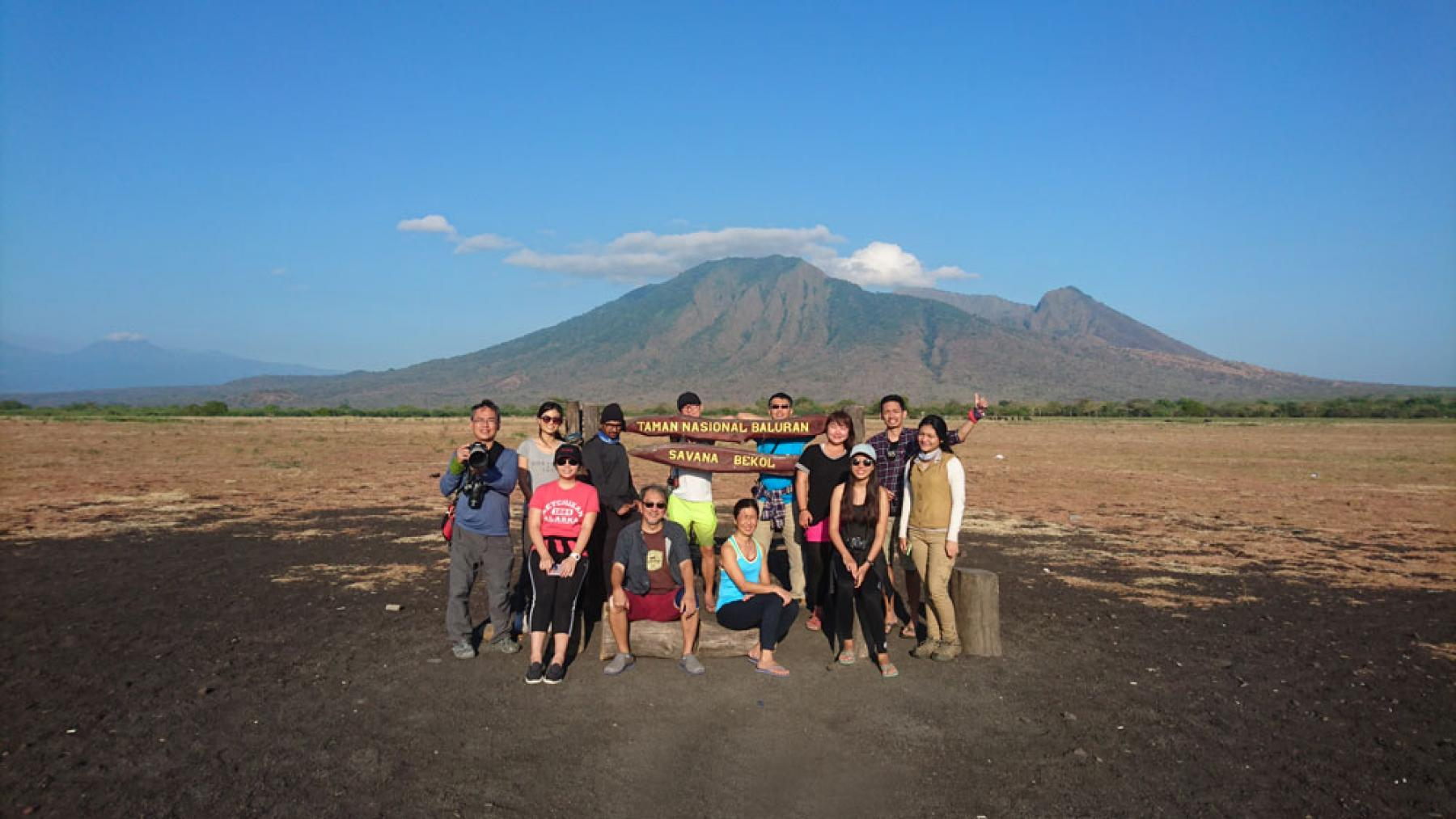 [6D5N] Bromo, Ijen, Baluran & Menjangan Island (Surabaya to Bali) starting at Surabaya City, East Java, Indonesia