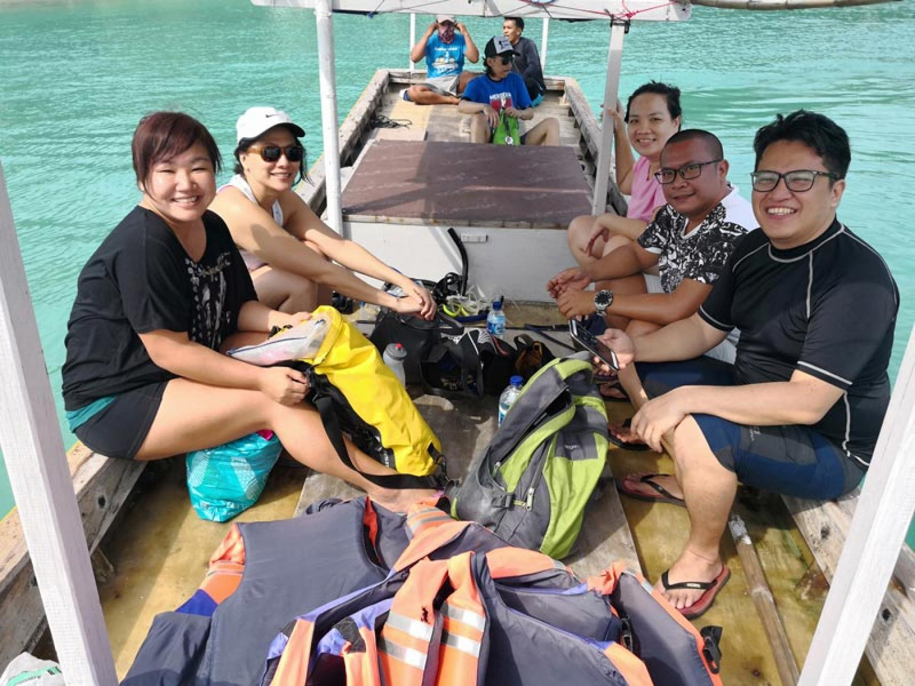 [3D2N] Weekend Getaway to Payung Island in Seribu starting at Jakarta, Indonesia