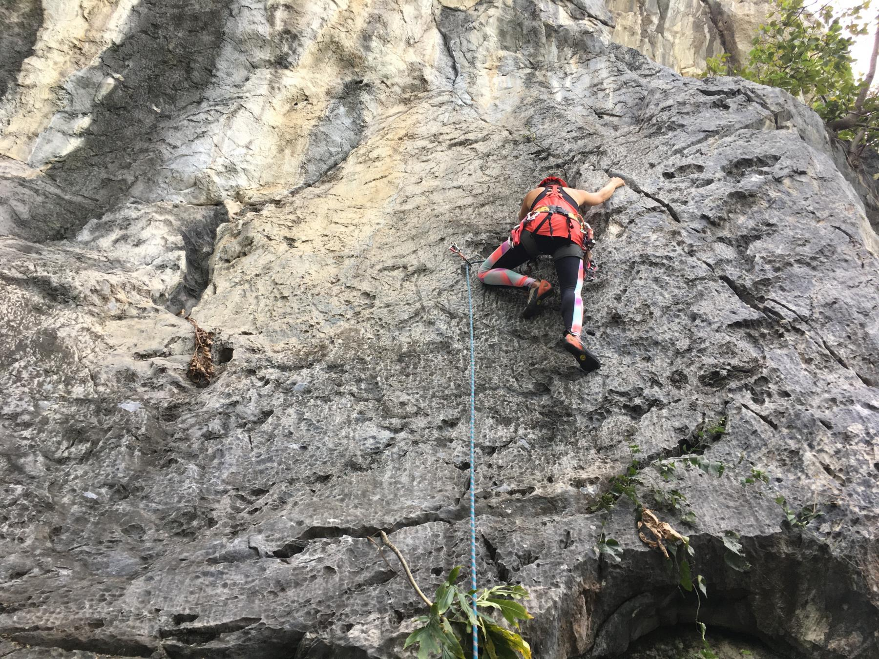 Rock Climbing - Lopburi, Thailand (Beginner-friendly) starting at Lopburi, Thailand