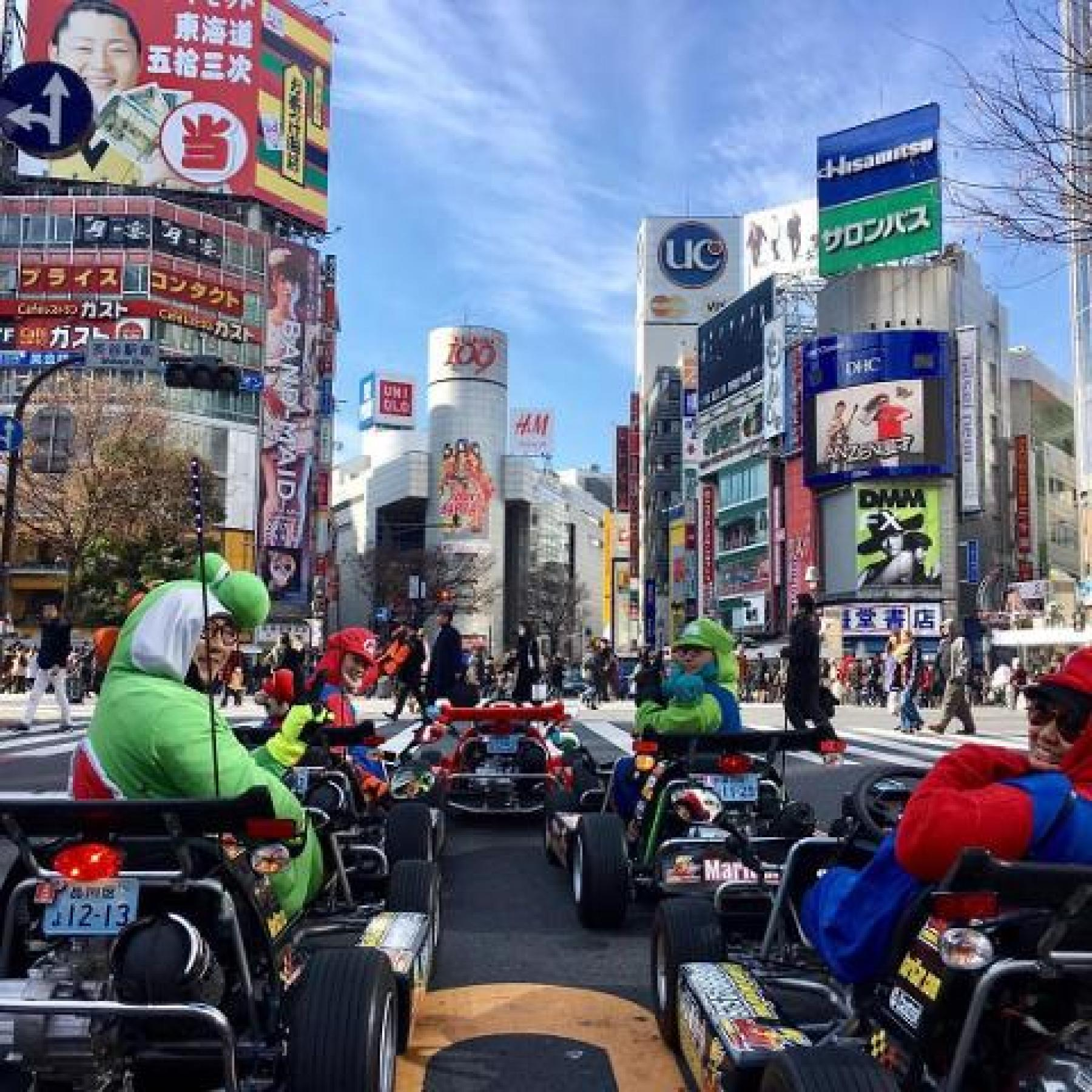 7D6N CNY in Winter Mountains Japan, Cherry Blossoms Okinawa, Tokyo Mario Go Kart starting at Japan