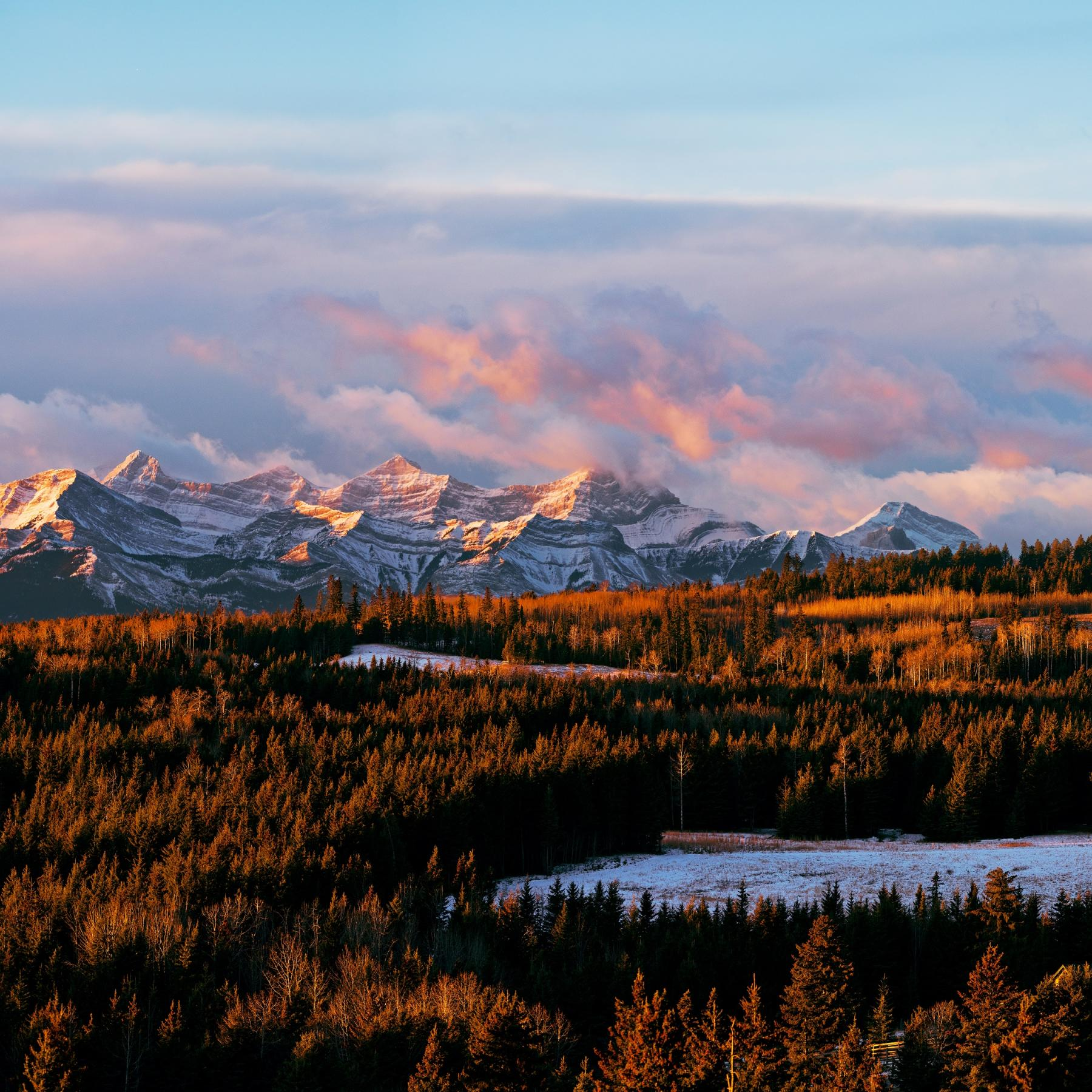 Autumn Colours, Northern Lights! - the 2-in-1 trip starting at Canadian Rockies, Canada