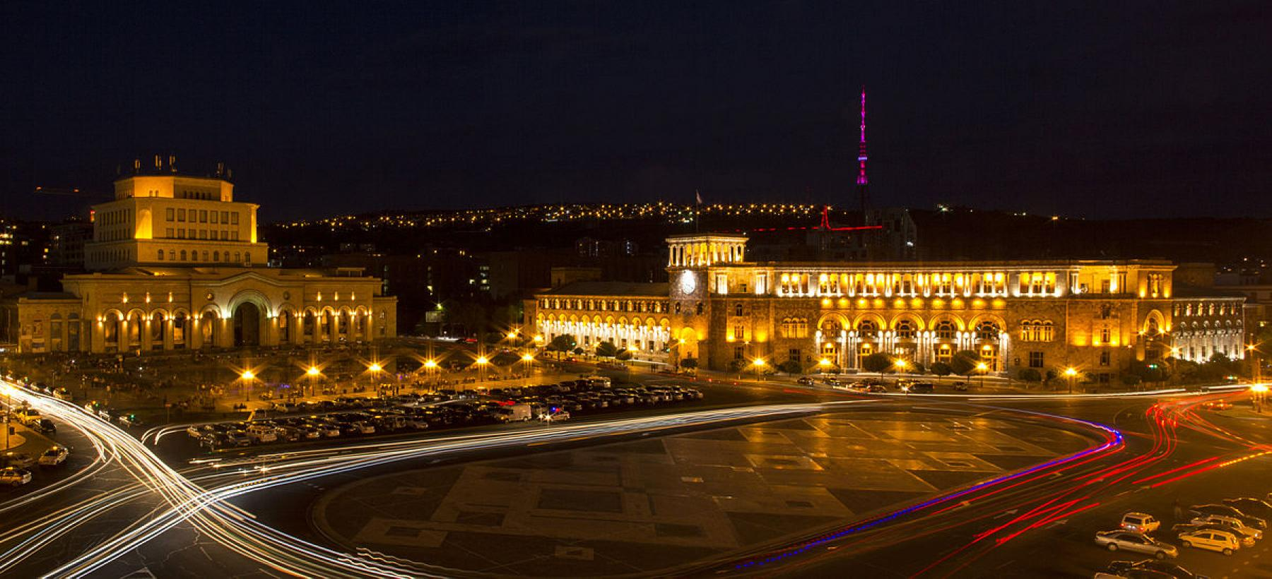 Journey to lands of beautiful nature and ancient civilization - Caucasia starting at Yerevan, Armenia