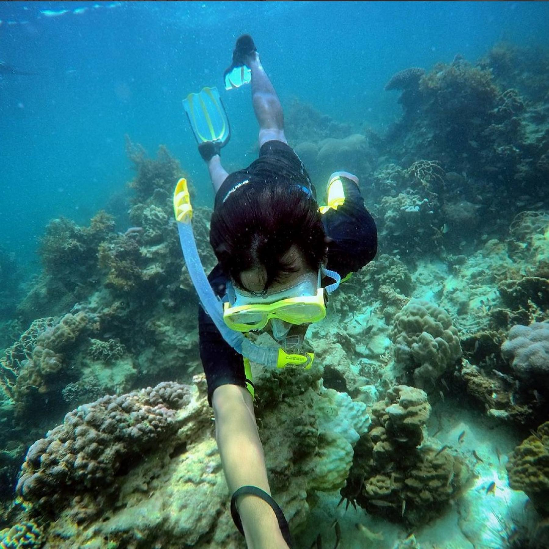 Let's go No-Man Islands and Snorkel - Rerun starting at Abang Island, Batam City, Riau Islands, Indonesia