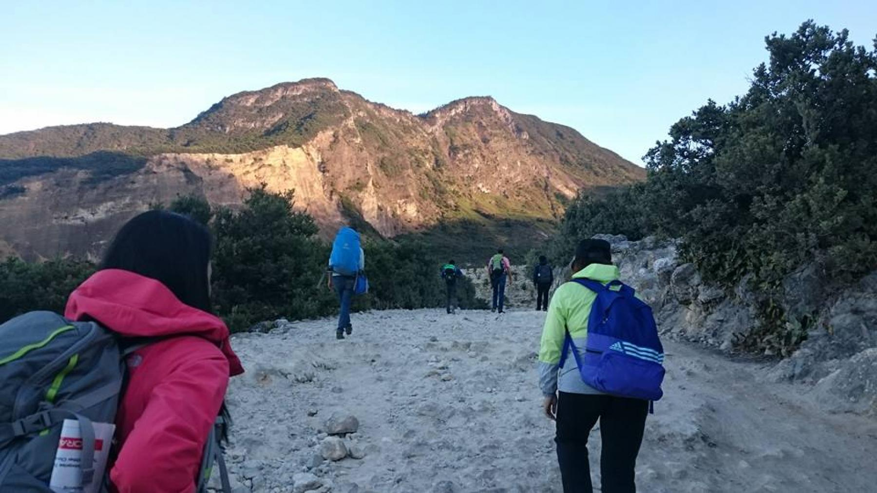 [3D2N] Sunrise Trekking at Mt. Papandayan starting at Bandung, Bandung City, West Java, Indonesia
