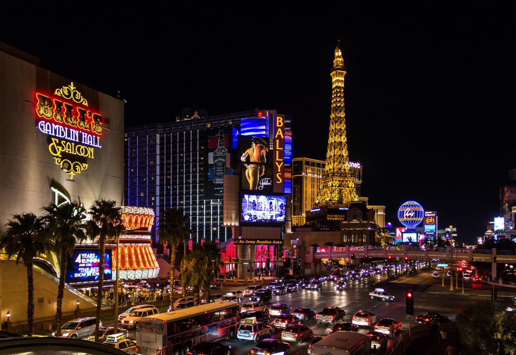 The Grand Canyon, Hiking the Canyons of Utah, Death Valley, and Las Vegas! starting at Las Vegas, NV, USA