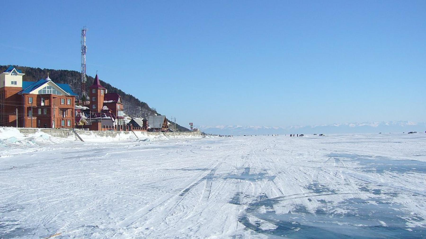 Let's Experience and Explore the Magical Frozen Lake of Siberia starting at Lake Baikal, Russia