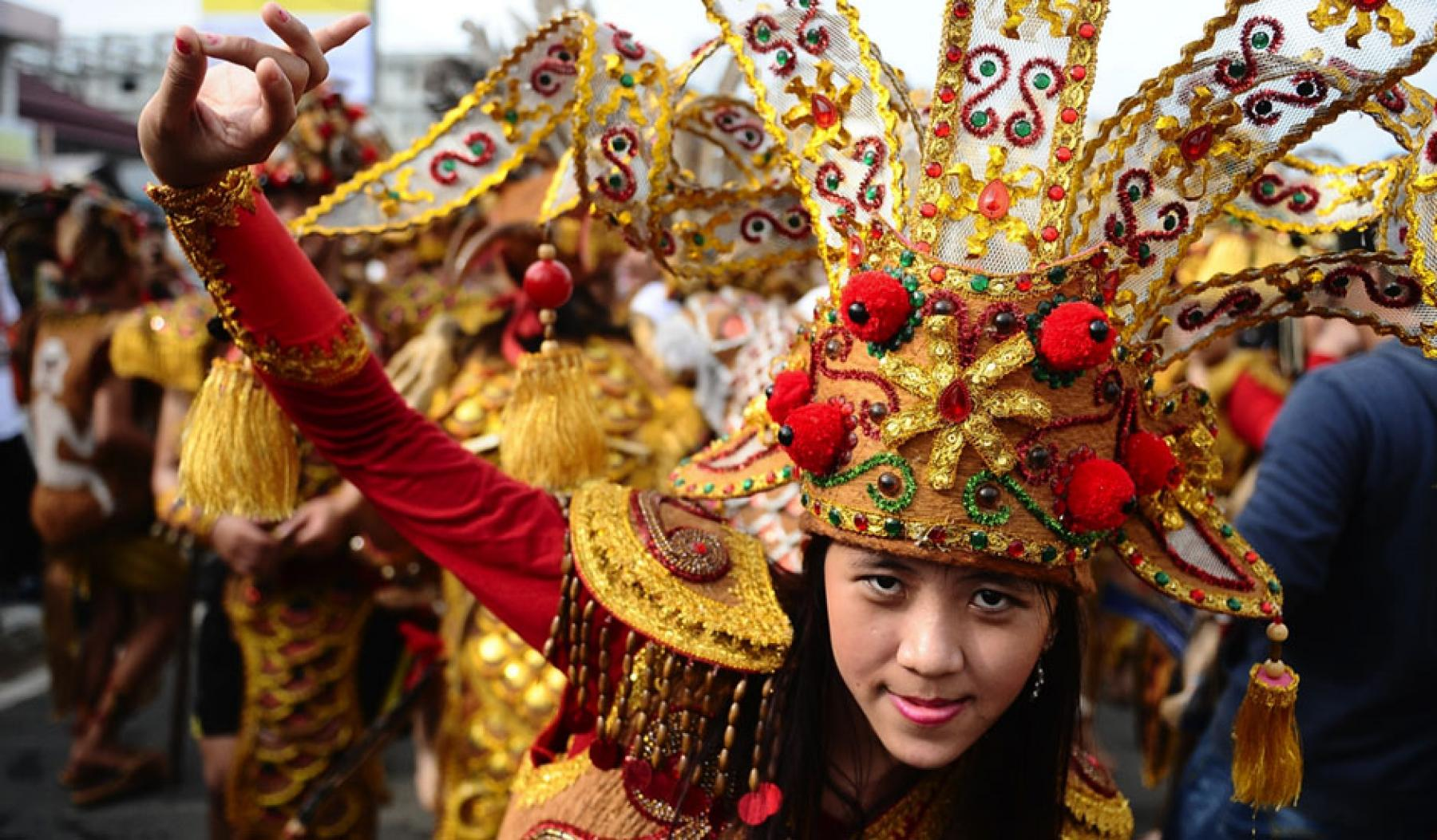 Cap Go Meh Festival-The Supernatural Tatung Parade in Singkawang starting at Indonesia