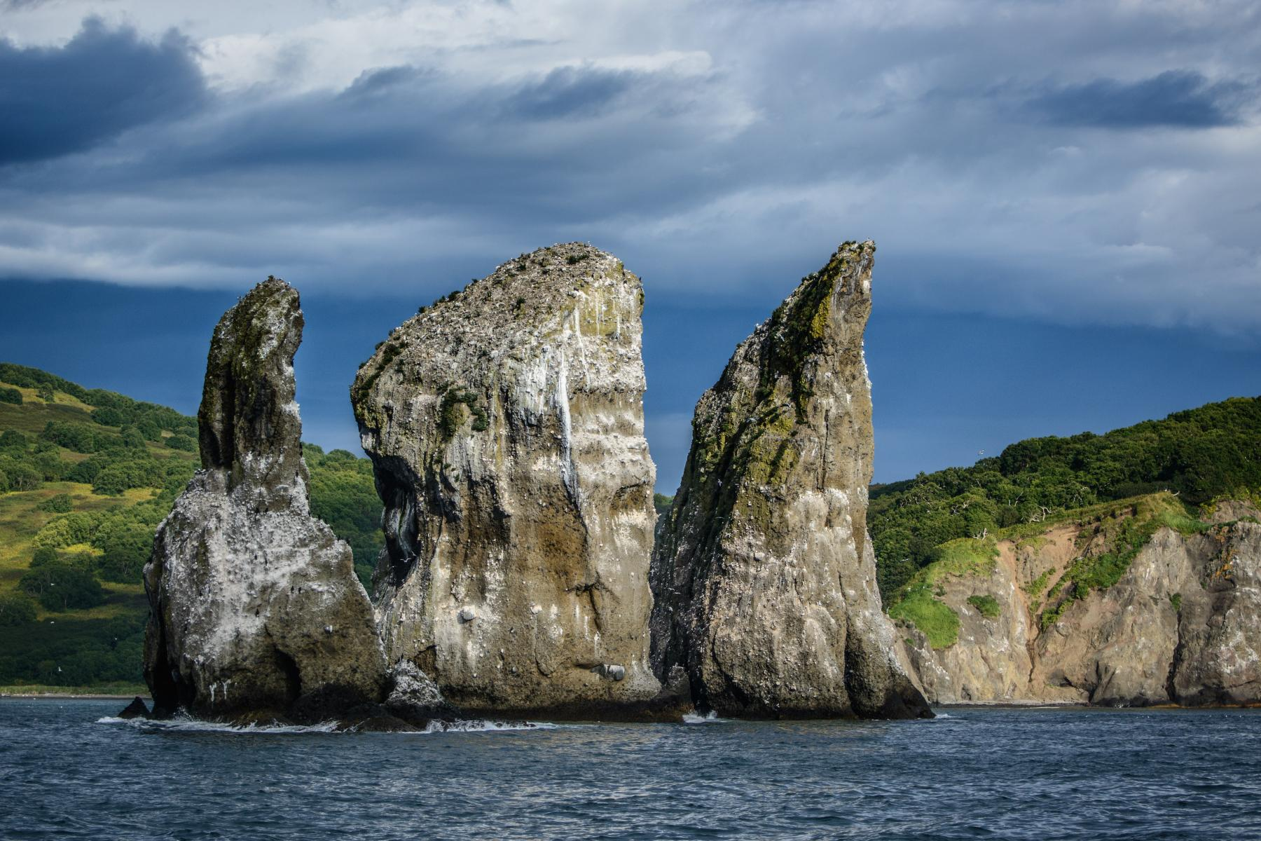 Journey to the ends of the world (Russia), the Far East of Iceland starting at Kamchatka Krai, Russia