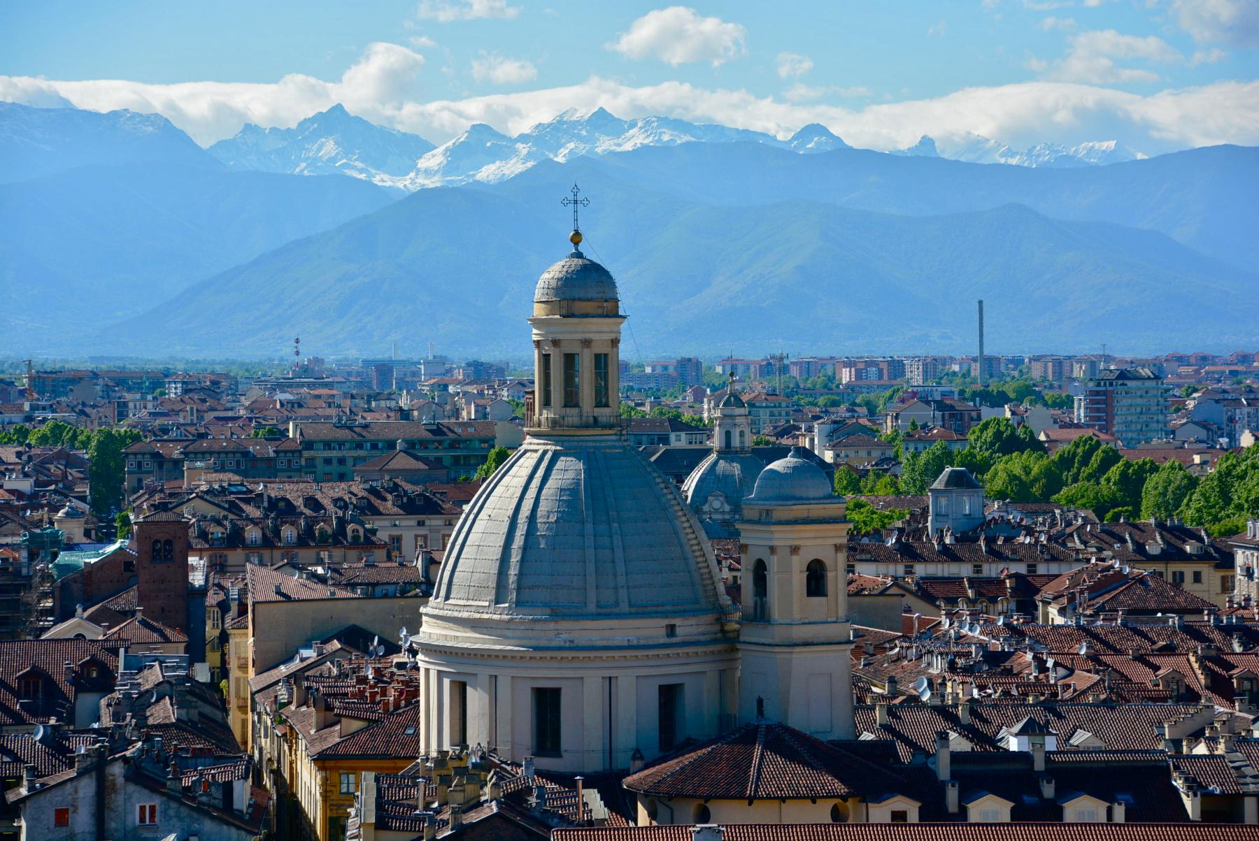 Let's indulge our senses in Milan and Turin starting at Milan, Italy
