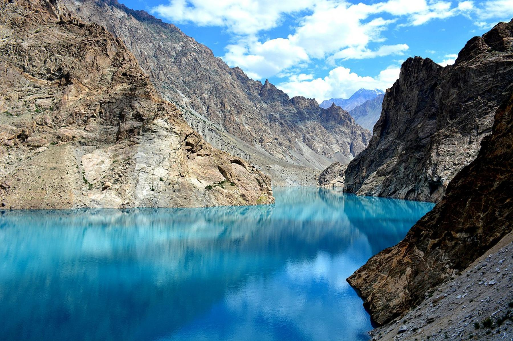 A scenic road trip through the highest mountain ranges in the world - Karakorum starting at Kashgar, Xinjiang, China