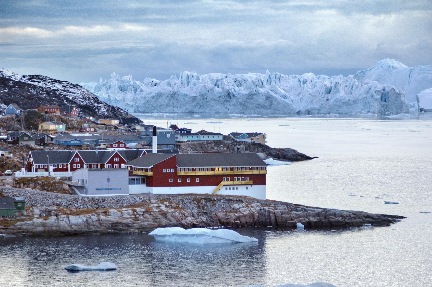 Northern Lights with Glaciers and Icebergs - Greenland starting at Kangerlussuaq, Greenland