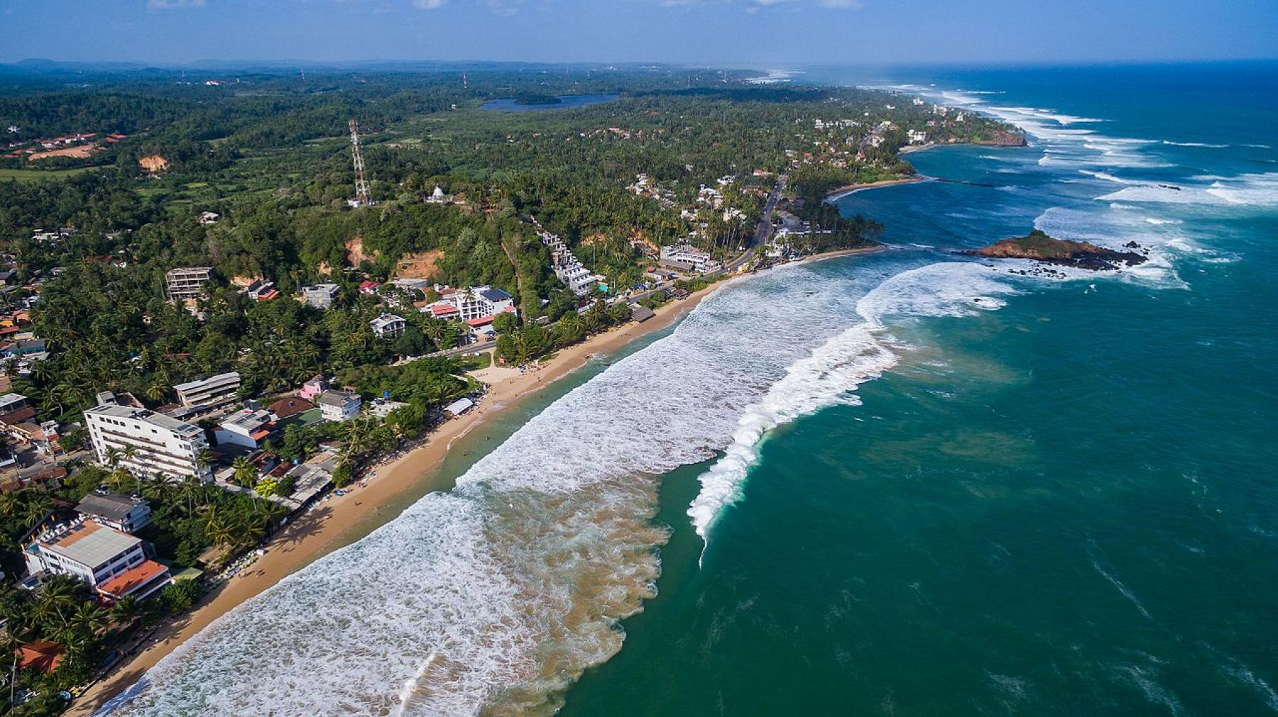 An action-packed date with nature in the Land of Helas starting at Colombo, Sri Lanka
