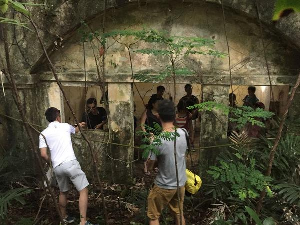 Let's Explore the Unknowns of Sentosa, Fort Serapong