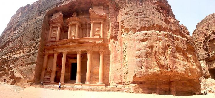 A Indiana Jones Adventure in Jordan ! :)