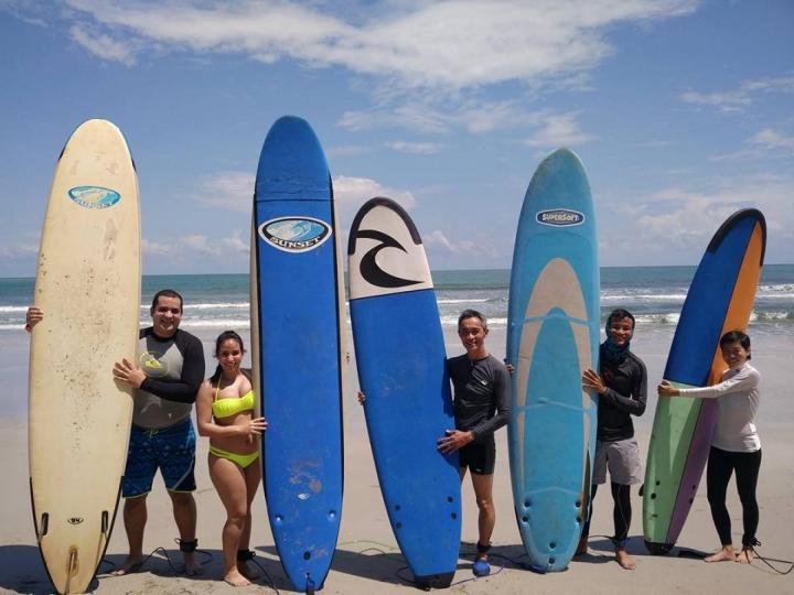 Let's learn surfing for a day (beginners welcome) - Jan 28