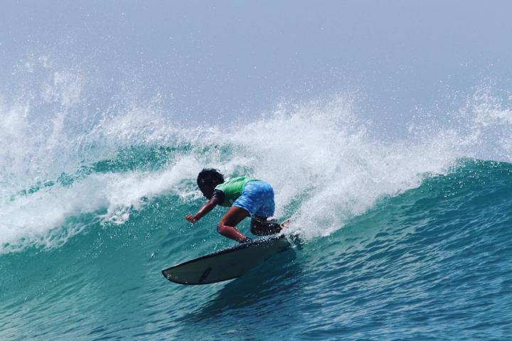 5D4N off the beaten path: Learn to surf in a small fishing village on Java -Aug